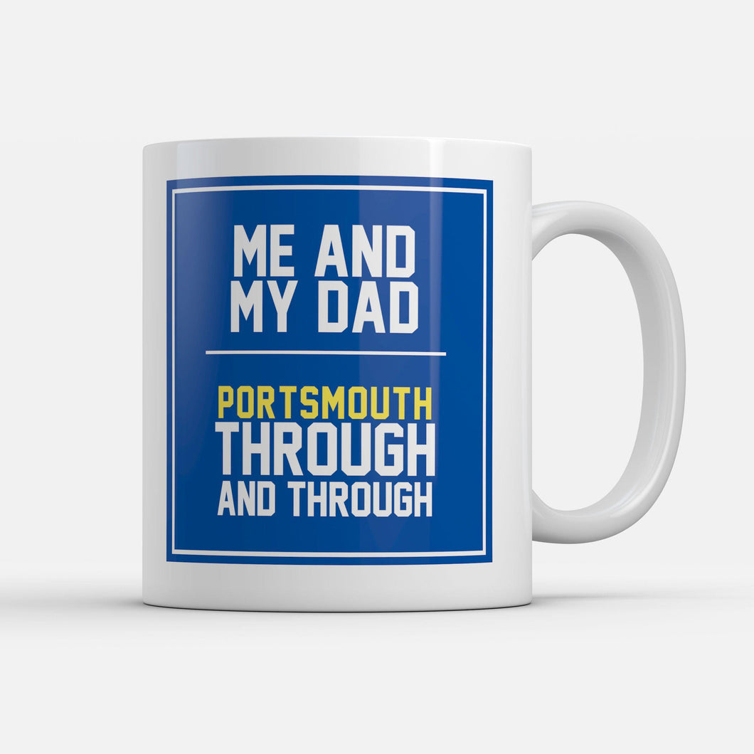 Portsmouth Fathers Day Mug-Mugs-The Terrace Store