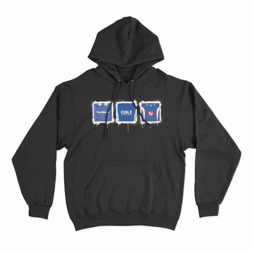 Portsmouth Kit Culture Black Hoodie-Hoodie-The Terrace Store