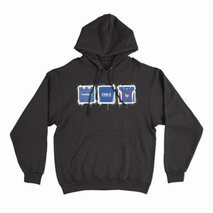 Portsmouth Kit Culture Black Hoodie