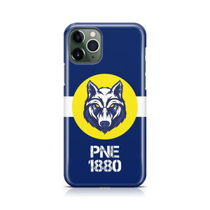 preston north end fan phone case wolf