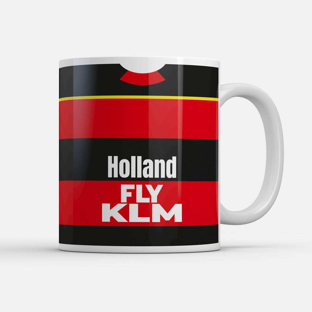 QPR 1990 Away Retro Inspired Mug-Mugs-The Terrace Store