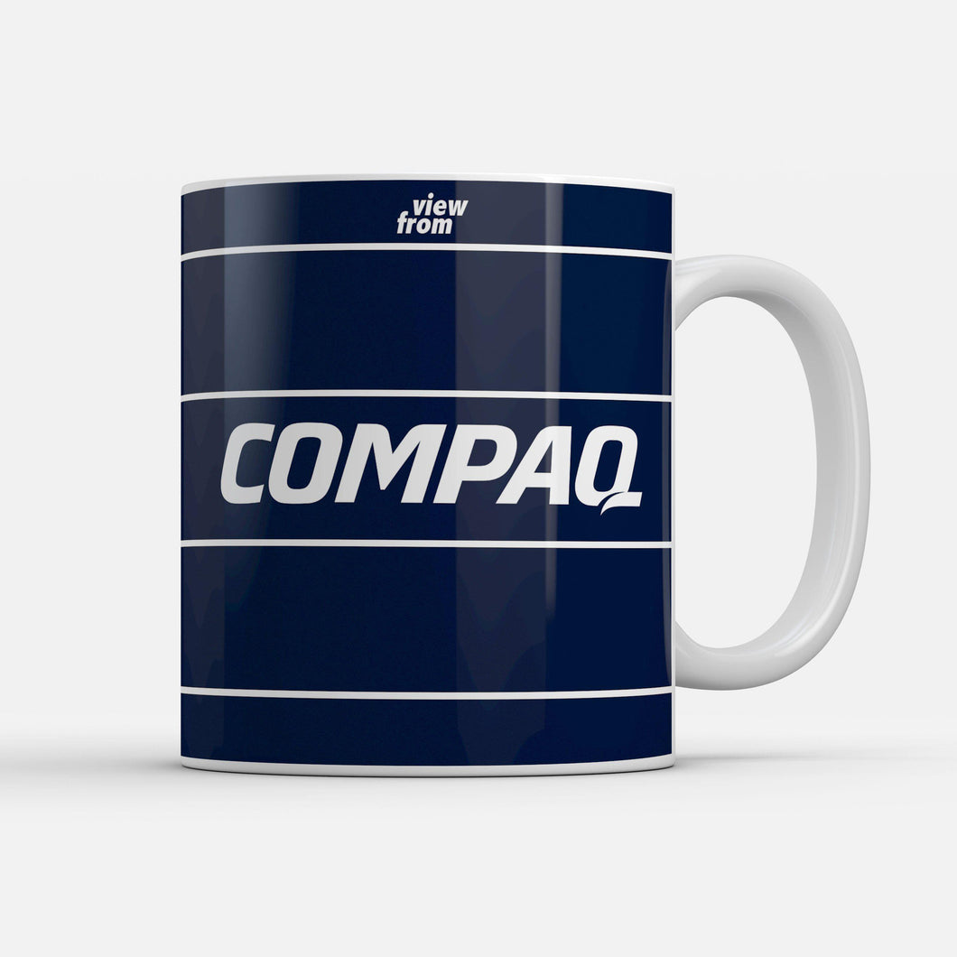 QPR '95 Away Inspired Mug-Mugs-The Terrace Store