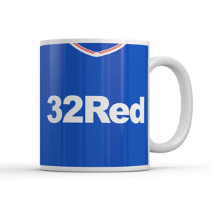 Rangers 19/20 Kit Mug-Mugs-The Terrace Store