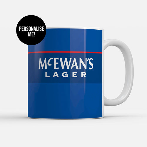 Rangers 1997 Retro Inspired Mug-Mugs-The Terrace Store