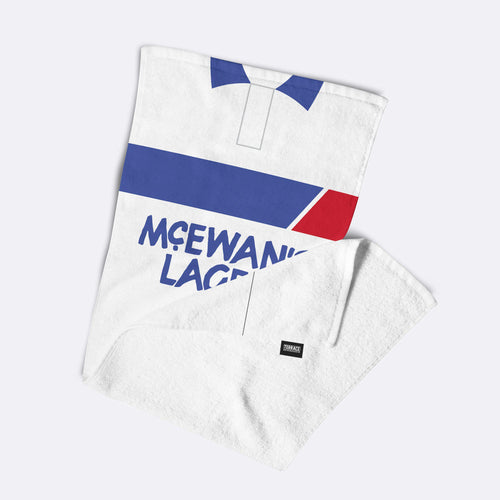 Rangers '88 Away Towel-Towels-The Terrace Store