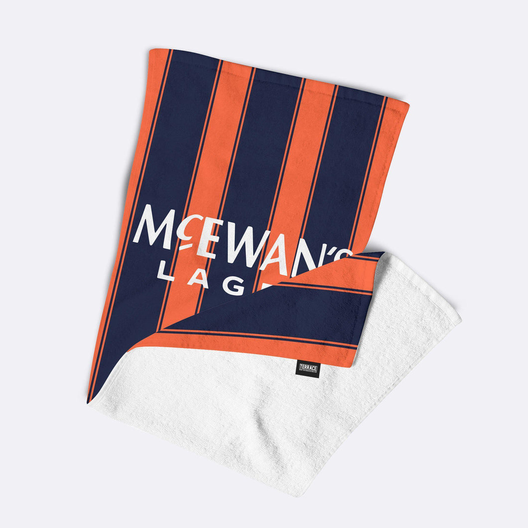 Rangers '93 Away Towel-Towels-The Terrace Store