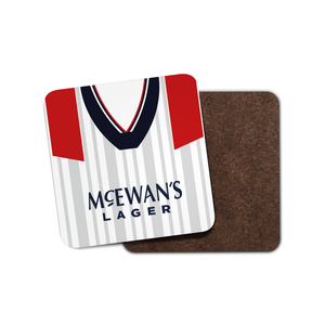 Rangers 1993 Away Coaster-Coaster-The Terrace Store