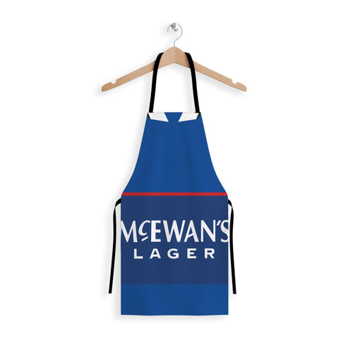 Rangers 1997 Apron-Aprons-The Terrace Store