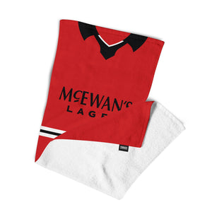 Rangers '98 Third Kit Beach Towel-Towels-The Terrace Store