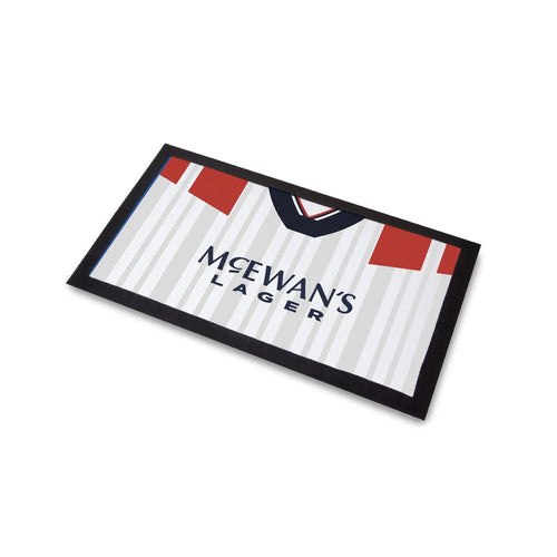 Rangers 1992 Away Bar Runner