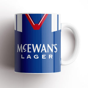 Rangers 1994 Retro Inspired Mug