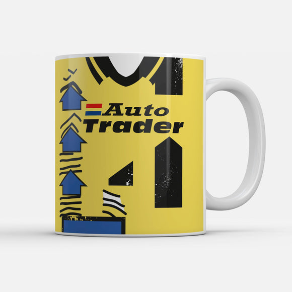 Reading 1994 Keeper Retro Inspired Mug