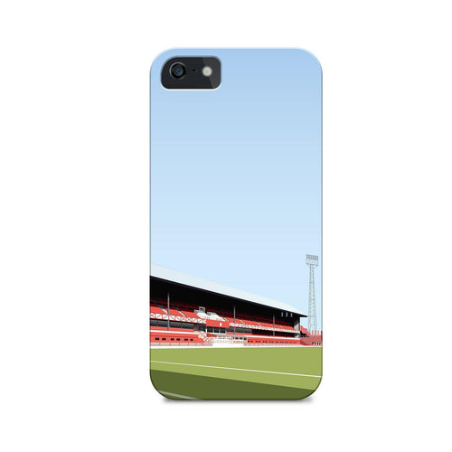 Roker Park Illustrated Phone Case