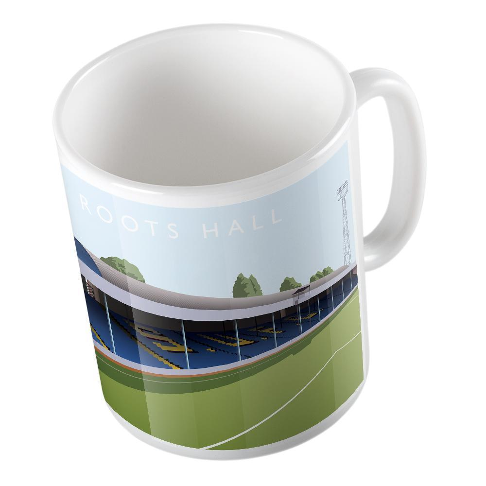 Roots Hall Illustrated Mug-Mugs-The Terrace Store