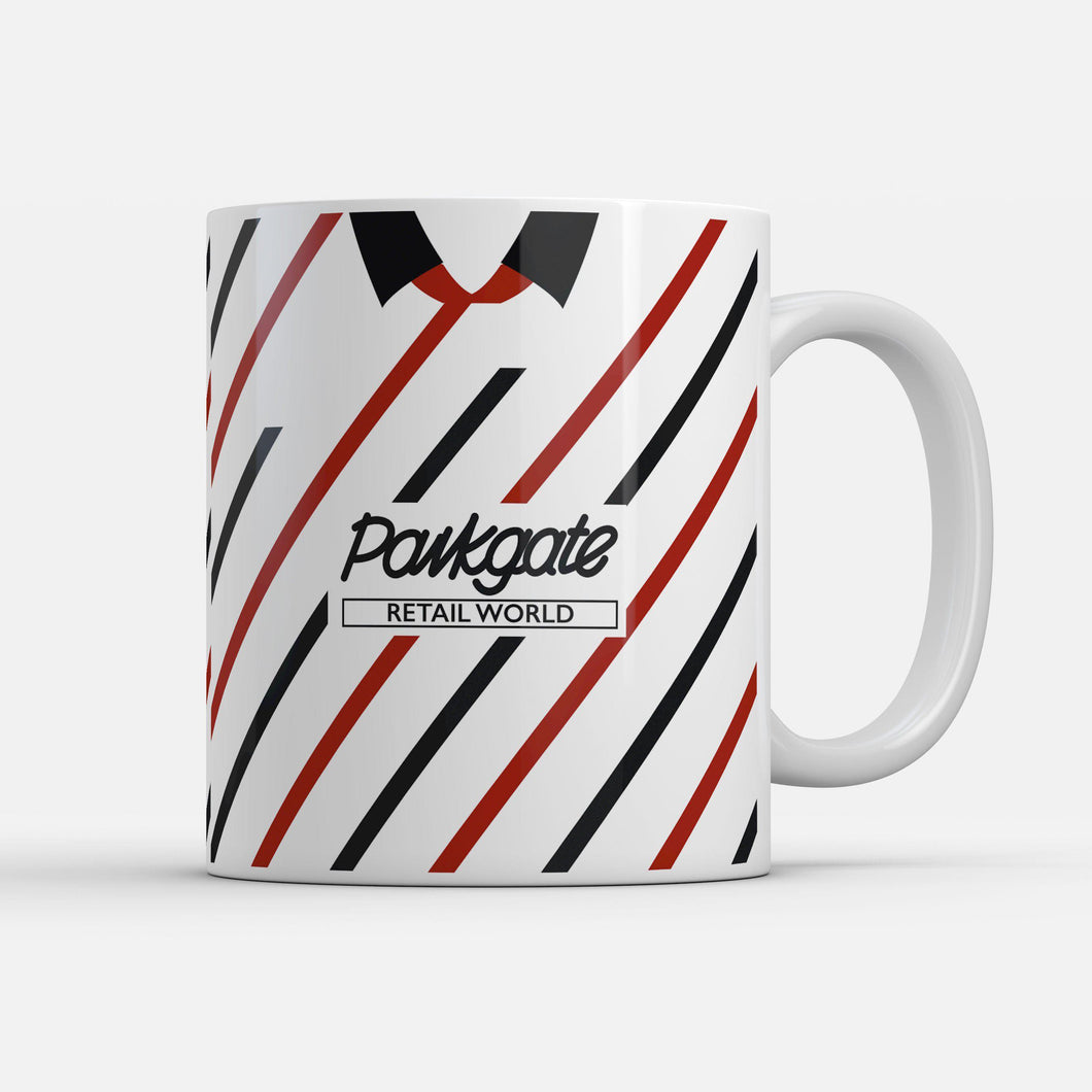 Rotherham 1994 Away Kit Inspired Mug