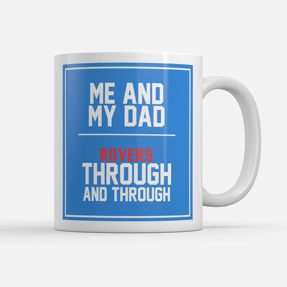 Blackburn Rovers Fathers Day Mug