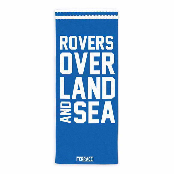 Rovers Over Land & Sea Beach Towel