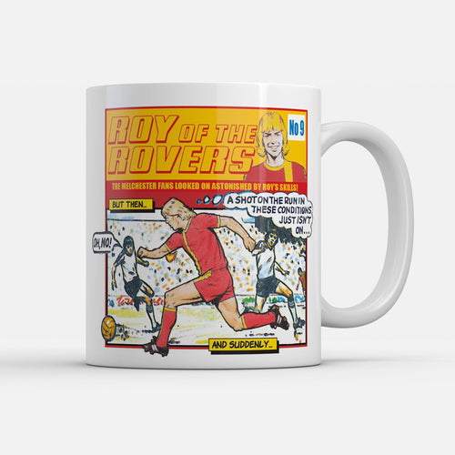 Roy of the Rovers Action Mug-Mugs-The Terrace Store