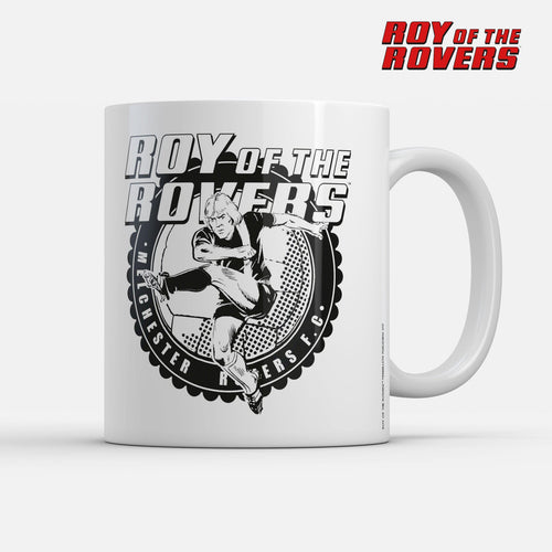 Roy of the Rovers Classic Mug-Mugs-The Terrace Store