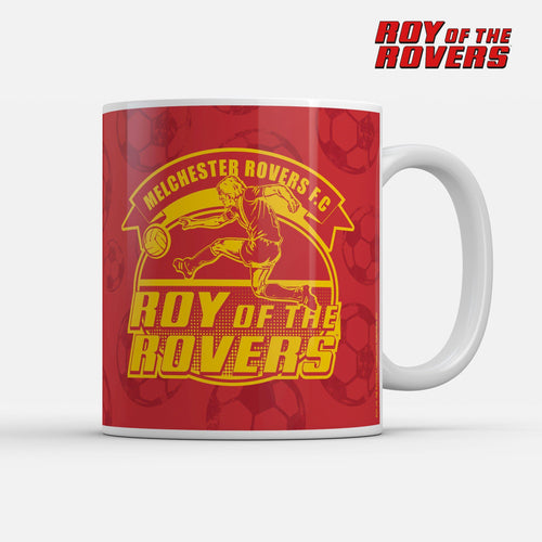 Roy of the Rovers Melchester Mug-Mugs-The Terrace Store