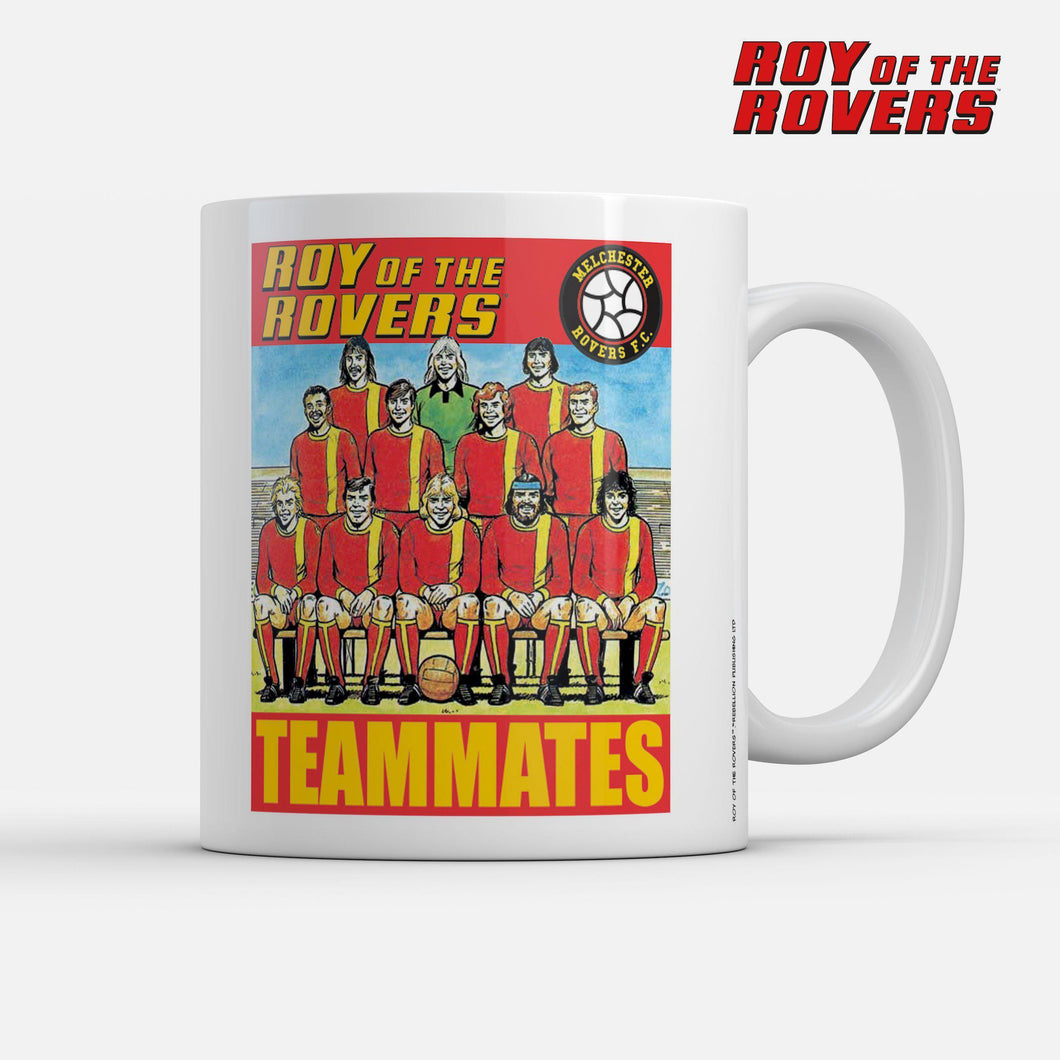 Roy of the Rovers Team Mug-Mugs-The Terrace Store