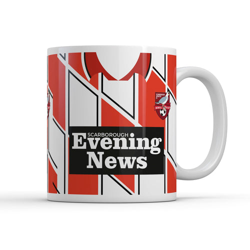 Scarborough Athletic Official '92 Mug-Mugs-The Terrace Store