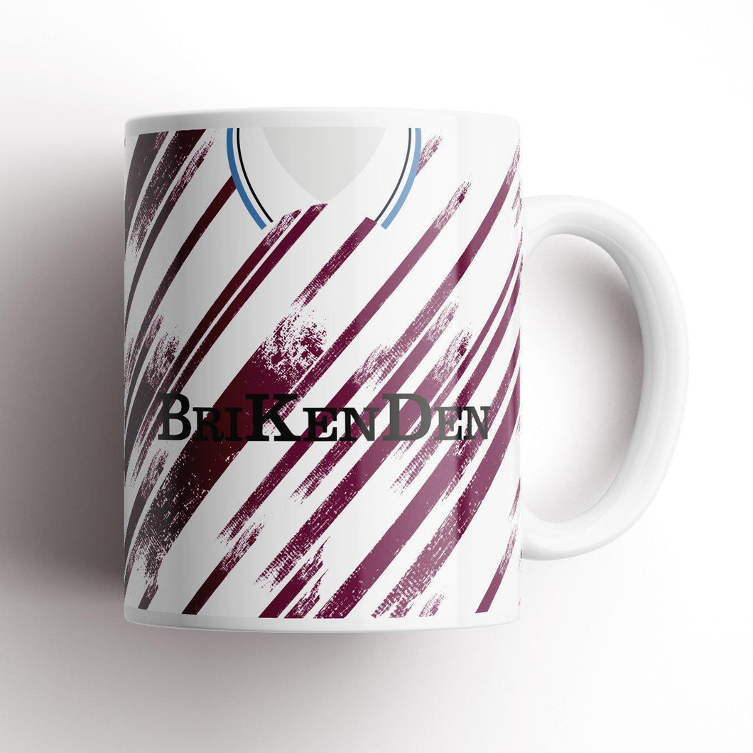 Scunthorpe United 1994 Away Mug-Mugs-The Terrace Store
