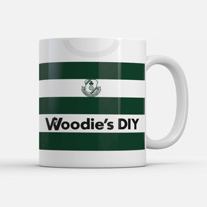 Official Shamrock Rovers '06 Home mug-Mugs-The Terrace Store