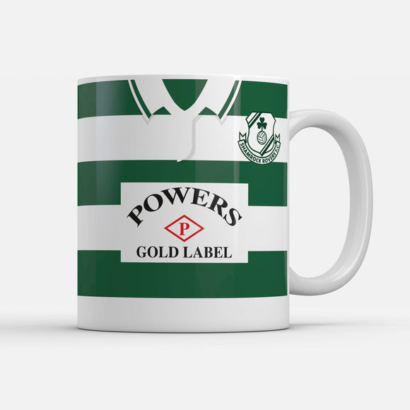 Official Shamrock Rovers '92 Home mug