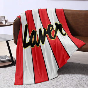 Sheffield United 1992 Retro Blanket Throw-Blanket-The Terrace Store