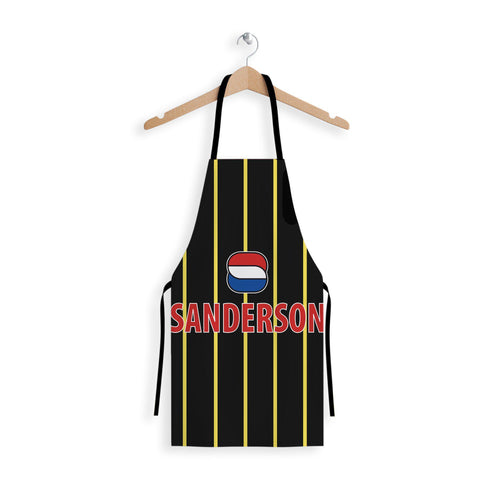 Sheffield Wednesday 1994 Away Apron-Aprons-The Terrace Store