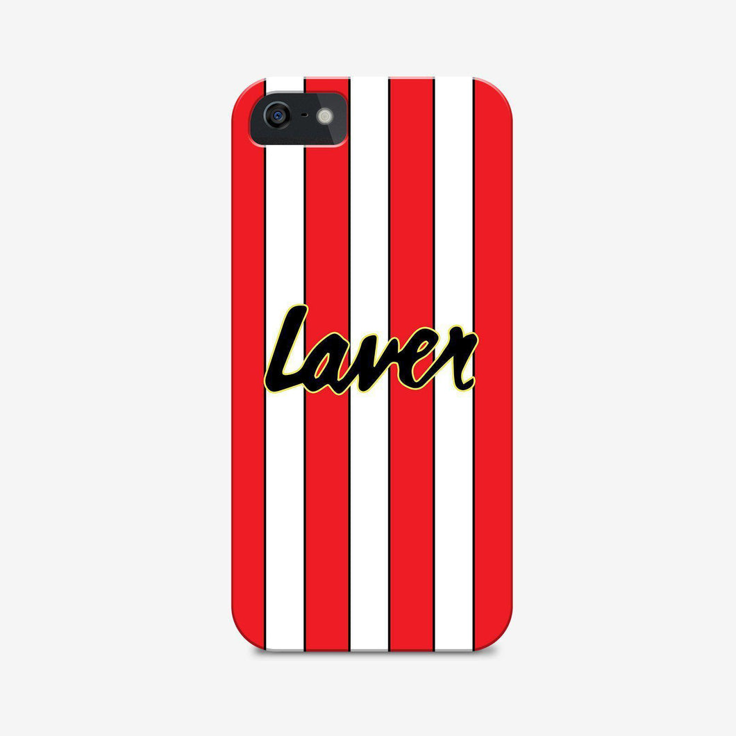 Sheffield United 1992 Home Phone Case-CASES-The Terrace Store