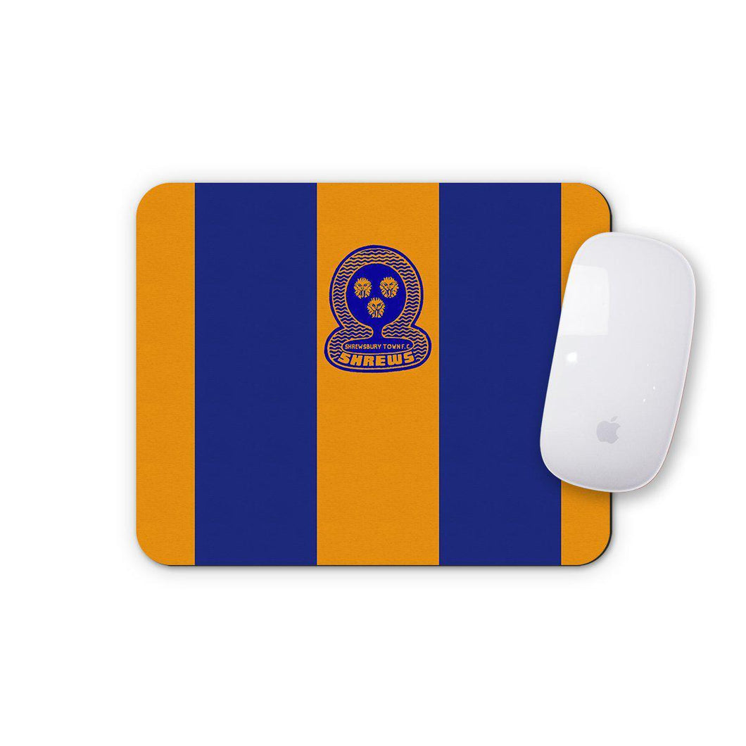 Shrewsbury 1979 Mouse Mat-Mouse mat-The Terrace Store