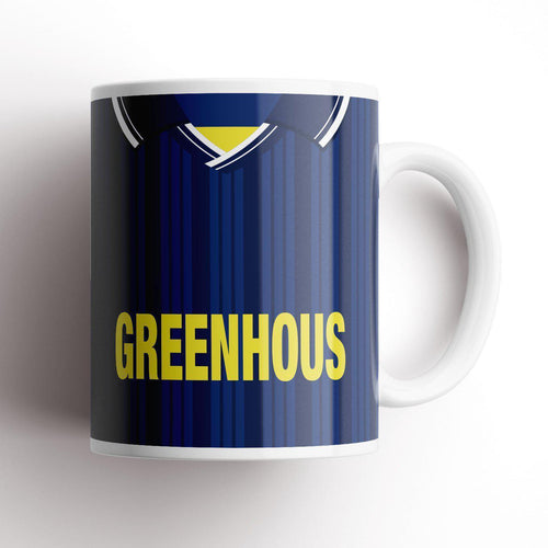Shrewsbury Town 97 Home Kit Mug