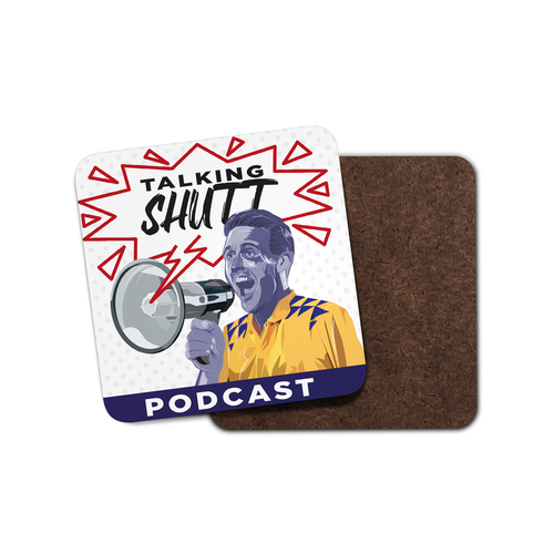 Grady Draws Talking Shutt Coaster
