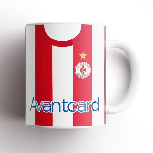 Sligo Rovers 2020 Home Mug-Mugs-The Terrace Store
