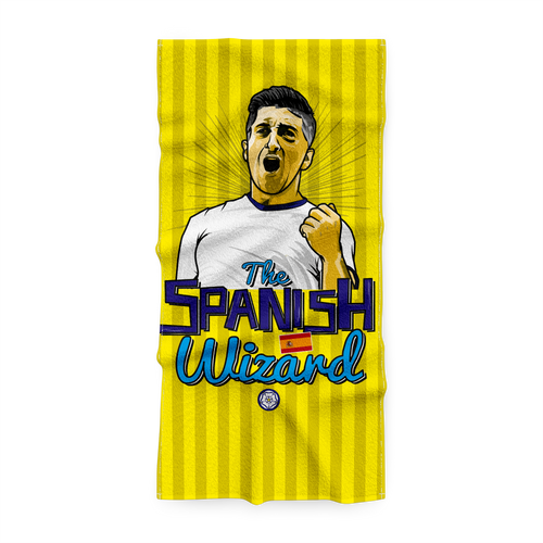 Spanish Wizard Beach Towel