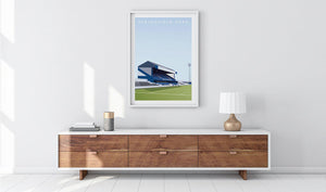 Springfield Park Illustrated Poster-Posters-The Terrace Store