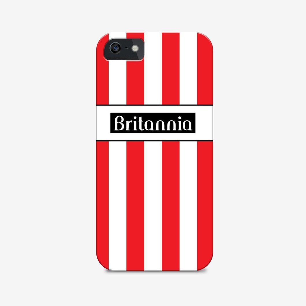 stoke 99 home retro kit phone case