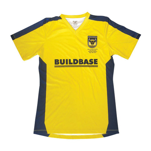 Oxford United 2010 Play Off Final Replica Shirt