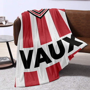 Sunderland 1987 Retro Blanket Throw-Blanket-The Terrace Store