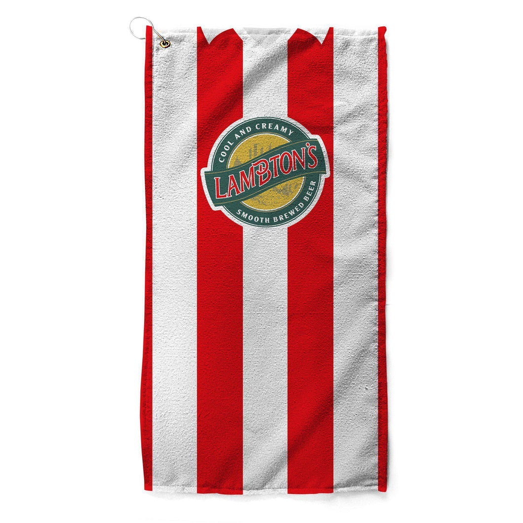 Sunderland 1998 Golf Towel-Golf Towels-The Terrace Store