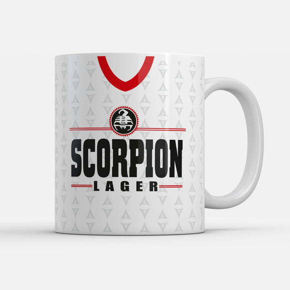 Sunderland 1997 Away Retro Inspired Mug