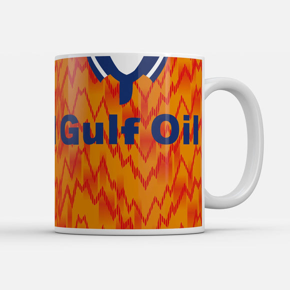 Swansea 1994 Away Retro Inspired Mug
