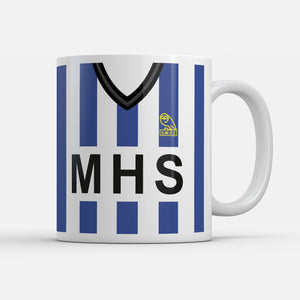 Official Sheffield Wednesday '85 Home Mug-Mugs-The Terrace Store