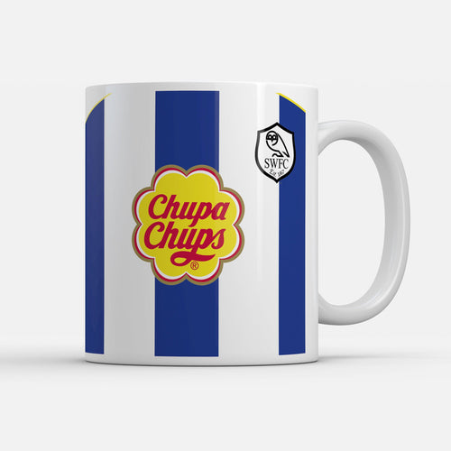 Official Sheffield Wednesday '01 Home Mug