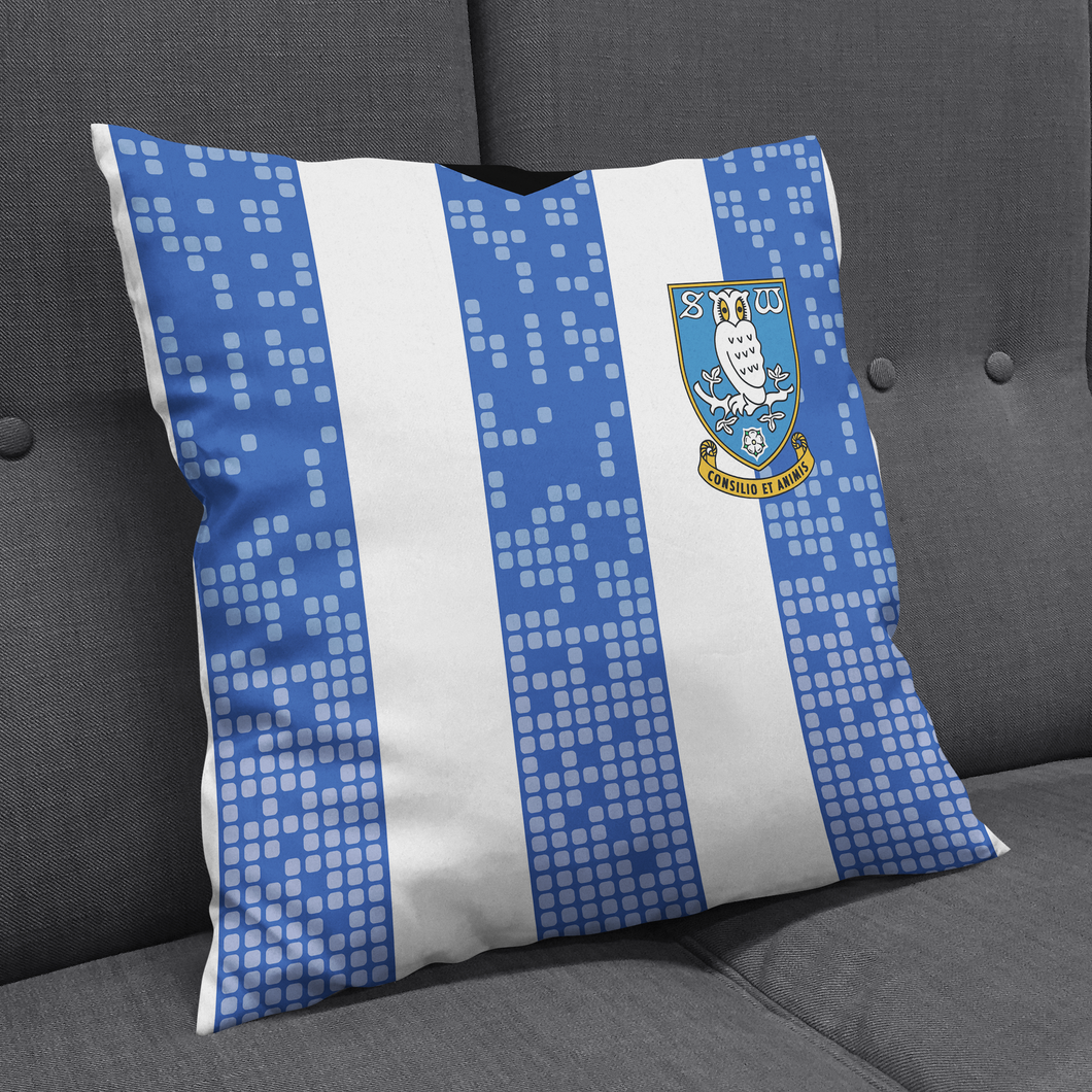 Sheffield Wednesday 19/20 Cushion