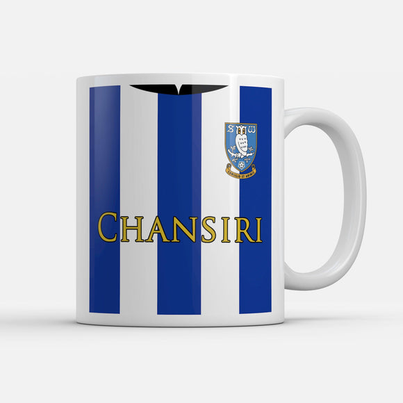 Official Sheffield Wednesday '19 Home Mug