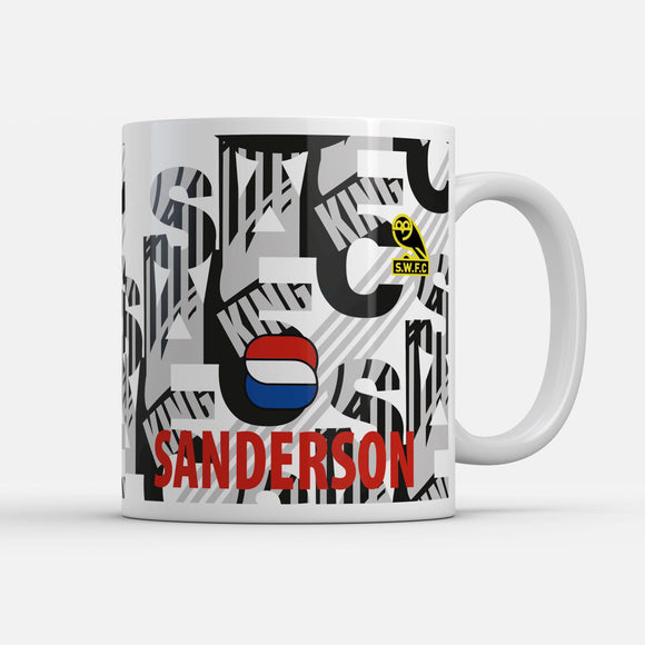 Official Sheffield Wednesday '94 Keeper Mug