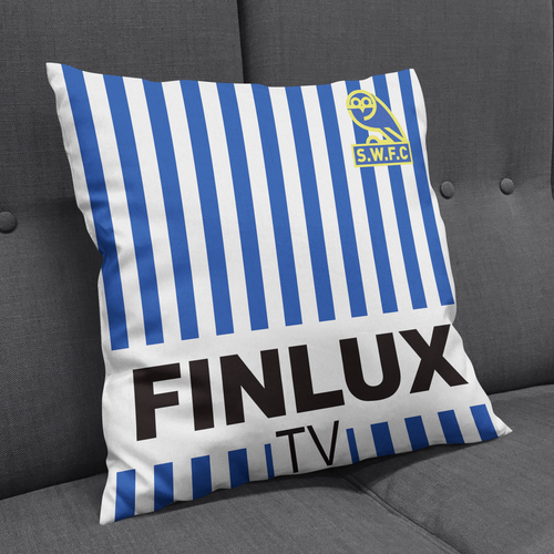 Sheffield Wednesday 88 Cushion